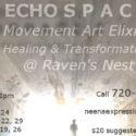 Echo S P A C E Movement Art